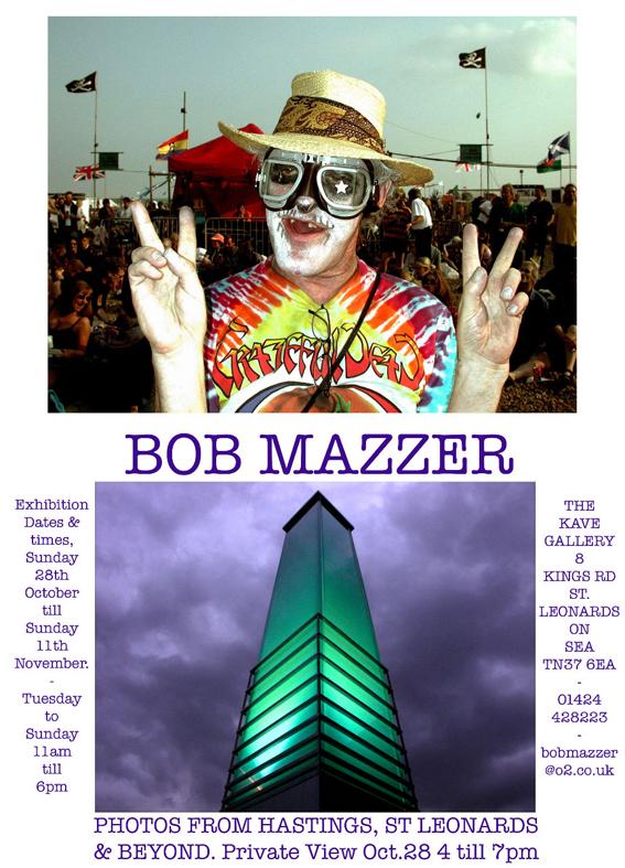 Bob-Mazzer