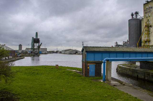 Graham Watson Goole Docks 2