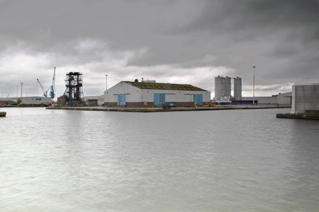 Graham Watson Goole Docks 3